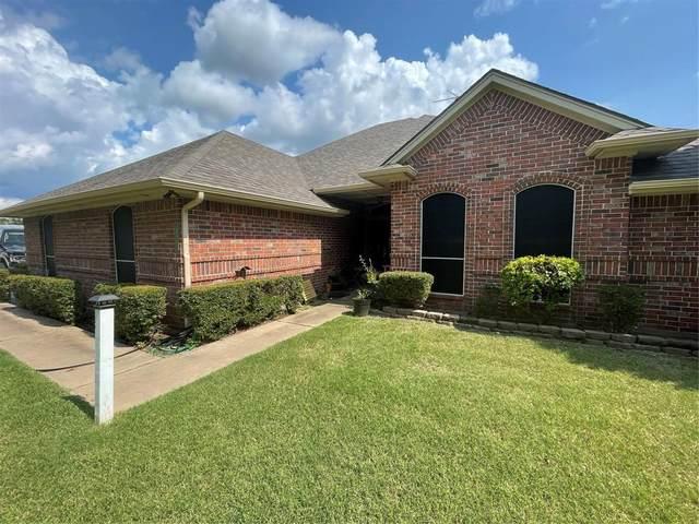 201 Sunrise Drive, Granbury, TX 76049 (MLS #14630229) :: The Kimberly Davis Group
