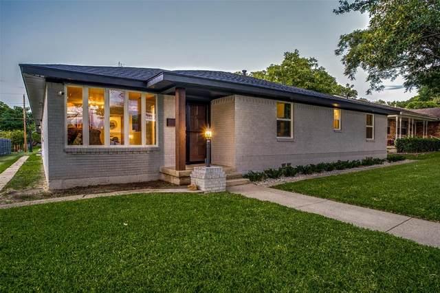 2530 Fenestra Drive, Dallas, TX 75228 (MLS #14630251) :: The Mauelshagen Group
