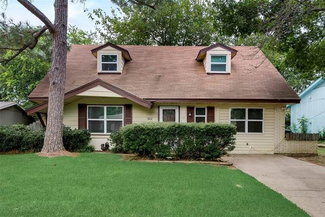 802 Phillips Drive, Ennis, TX 75119 (MLS #14630252) :: 1st Choice Realty
