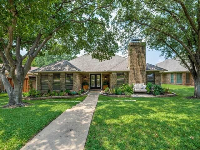 3105 Sugarbush Lane, Carrollton, TX 75007 (MLS #14630297) :: Real Estate By Design