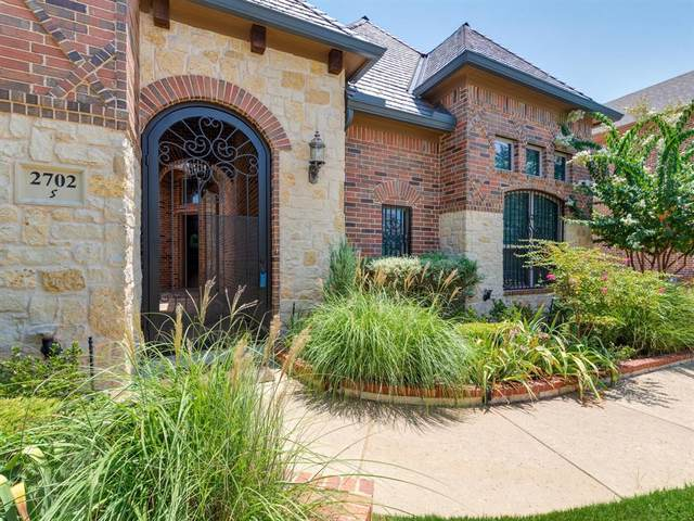 2702 Chapel Springs Drive, Highland Village, TX 75077 (MLS #14630302) :: Real Estate By Design