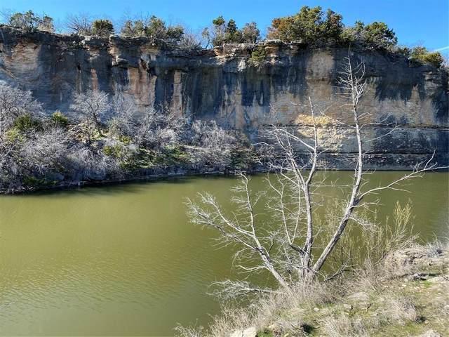 2040 Bluff Creek Drive, Strawn, TX 76475 (MLS #14630310) :: The Chad Smith Team