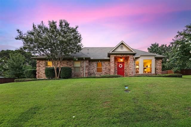 427 Longfellow Drive, Highland Village, TX 75077 (MLS #14630311) :: Team Tiller