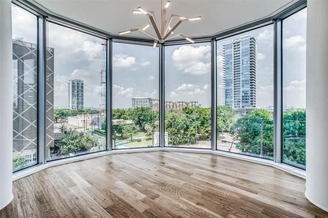 2900 Mckinnon Street #404, Dallas, TX 75201 (MLS #14630313) :: Front Real Estate Co.