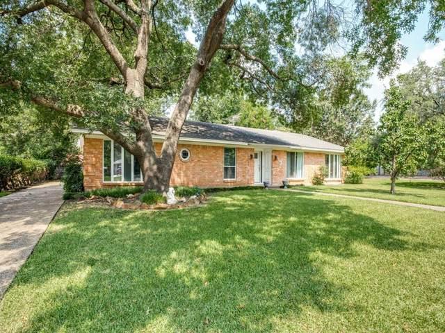 4000 Sundown Drive, Benbrook, TX 76116 (MLS #14630332) :: All Cities USA Realty