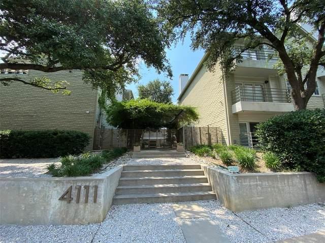 4111 Cole Avenue #19, Dallas, TX 75204 (MLS #14630338) :: The Chad Smith Team