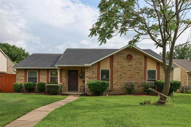 5805 Truitt Circle, The Colony, TX 75056 (MLS #14630376) :: Real Estate By Design