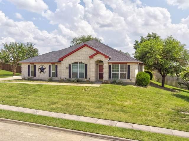 1560 Canyon Drive, Midlothian, TX 76065 (MLS #14630435) :: Frankie Arthur Real Estate