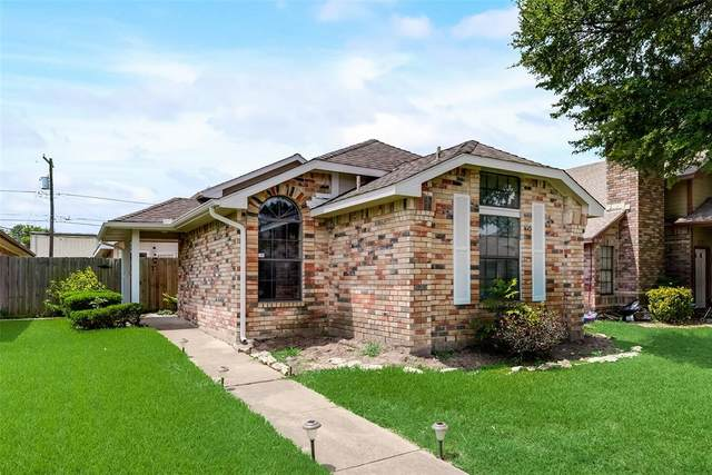 2126 Nectar Drive, Mesquite, TX 75149 (MLS #14630465) :: Real Estate By Design