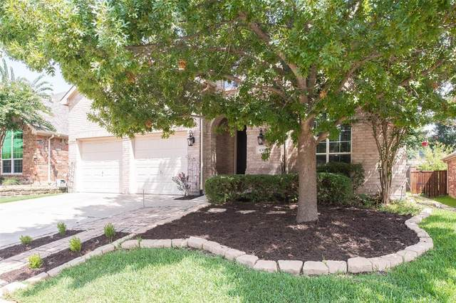 4500 Sandra Lynn Drive, Flower Mound, TX 75022 (MLS #14630472) :: Real Estate By Design