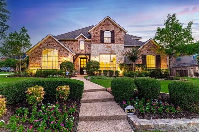 2612 Queen Margaret Drive, Lewisville, TX 75056 (MLS #14630482) :: Real Estate By Design