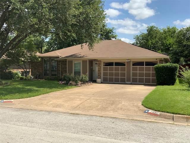 7432 Sandywoods Court, Fort Worth, TX 76112 (MLS #14630486) :: Real Estate By Design