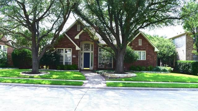2617 Creswick Drive, Plano, TX 75093 (MLS #14630505) :: 1st Choice Realty