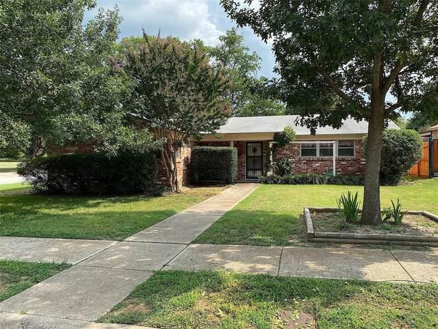 7020 Greenlee Street, Fort Worth, TX 76112 (MLS #14630515) :: Real Estate By Design