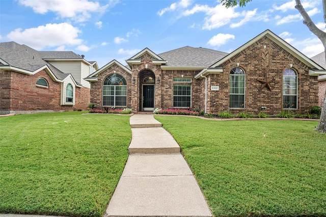 1312 Winecreek Court, Allen, TX 75002 (MLS #14630526) :: Wood Real Estate Group