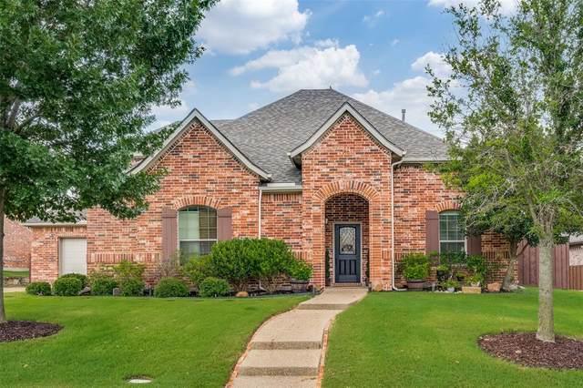 1200 Amistad Drive, Prosper, TX 75078 (MLS #14630531) :: Craig Properties Group