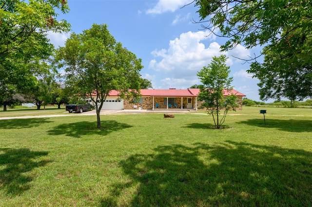591 Seaborn Road, Ponder, TX 76259 (MLS #14630532) :: 1st Choice Realty