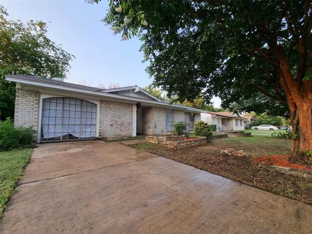 1805 Pine Knot Drive, Garland, TX 75044 (MLS #14630538) :: The Chad Smith Team