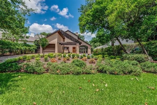 3520 Lenox Drive, Fort Worth, TX 76107 (MLS #14630539) :: Real Estate By Design