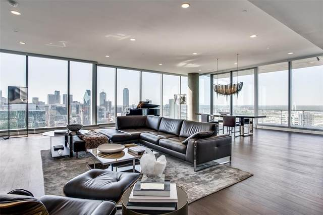 3130 N Harwood Street #2901, Dallas, TX 75201 (MLS #14630560) :: Robbins Real Estate Group