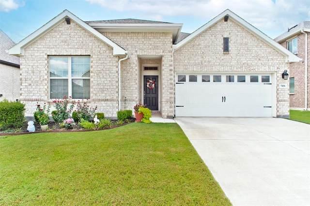 7416 Winterbloom Way, Fort Worth, TX 76123 (MLS #14630573) :: Real Estate By Design