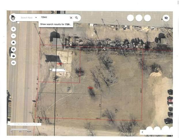2420 N Center Street, Bonham, TX 75418 (MLS #14630600) :: Real Estate By Design