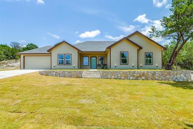 2101 Brookhollow Drive, Granbury, TX 76048 (MLS #14630608) :: Jones-Papadopoulos & Co