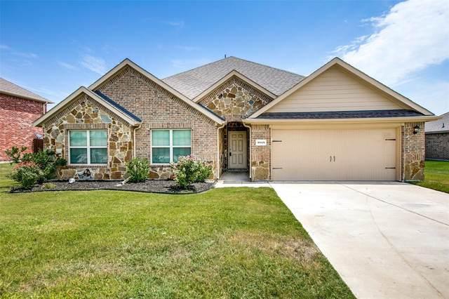 1543 Meadowlake Drive, Waxahachie, TX 75165 (MLS #14630610) :: The Krissy Mireles Team