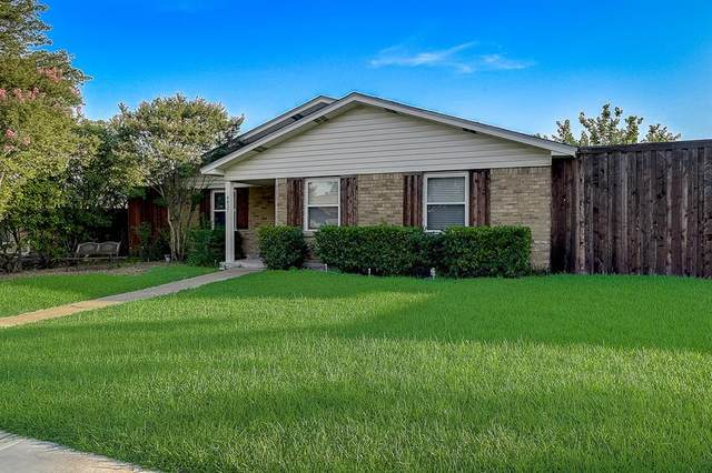 4837 Arbor Glen Road, The Colony, TX 75056 (MLS #14630613) :: 1st Choice Realty