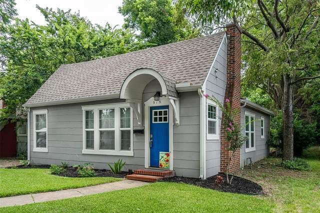 915 Panhandle Street, Denton, TX 76201 (MLS #14630648) :: Real Estate By Design