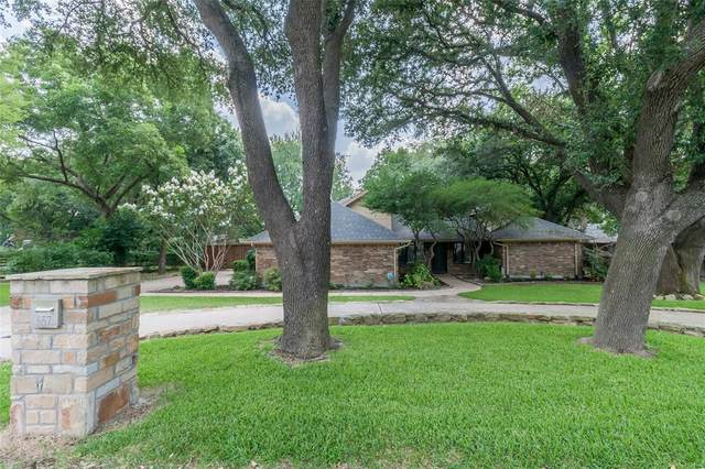 557 Leavalley Lane, Coppell, TX 75019 (MLS #14630666) :: The Hornburg Real Estate Group
