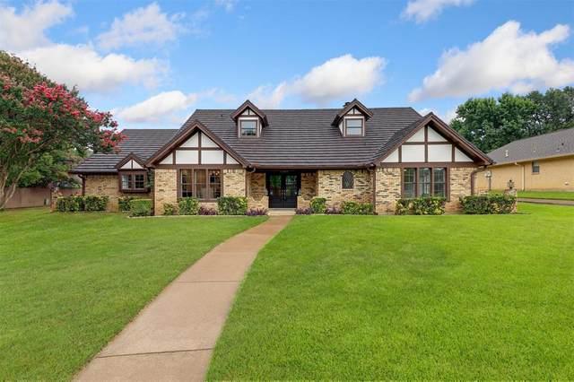 1202 Plantation Drive S, Colleyville, TX 76034 (MLS #14630674) :: The Star Team   JP & Associates Realtors
