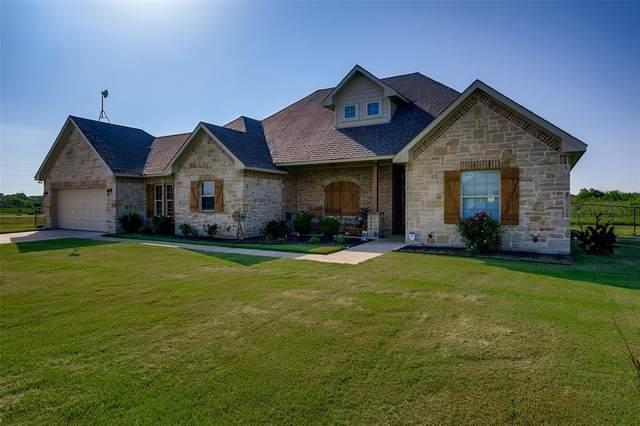 15176 Saddle Ridge Circle, Terrell, TX 75160 (MLS #14630695) :: Crawford and Company, Realtors