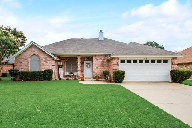 6412 Westgate Drive, North Richland Hills, TX 76182 (MLS #14630704) :: Real Estate By Design