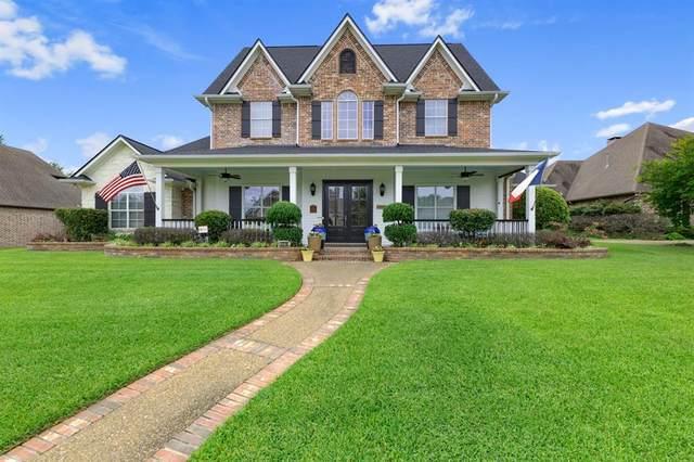 2318 Pinehurst, Tyler, TX 75703 (MLS #14630711) :: Real Estate By Design