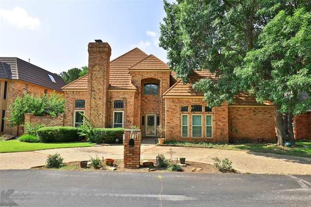 28 Lytle Place Drive, Abilene, TX 79602 (MLS #14630718) :: 1st Choice Realty