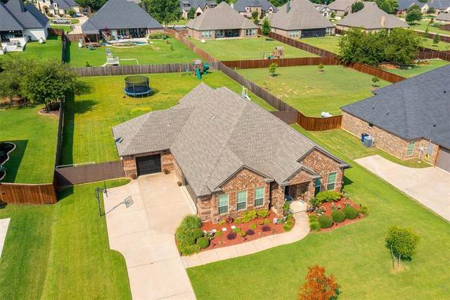 709 Prairie Timber Road, Burleson, TX 76028 (MLS #14630725) :: The Chad Smith Team