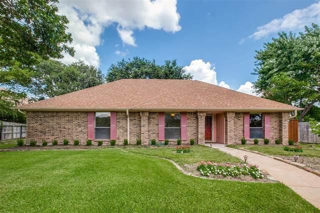 2501 Meadowridge Drive, Garland, TX 75044 (MLS #14630731) :: RE/MAX Pinnacle Group REALTORS