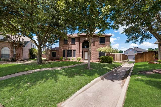 841 Lanshire Court, Mesquite, TX 75149 (MLS #14630741) :: 1st Choice Realty