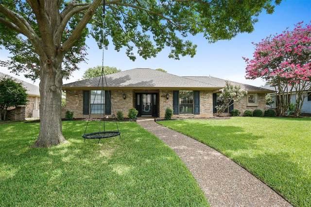 803 Rush Creek Drive, Allen, TX 75002 (MLS #14630746) :: The Rhodes Team