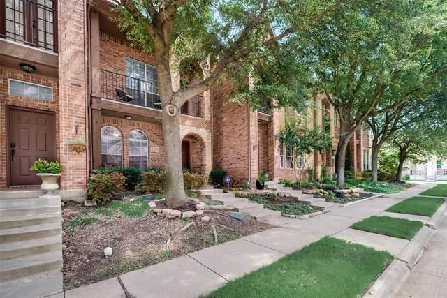 2523 Tye Lane, Lewisville, TX 75056 (MLS #14630754) :: 1st Choice Realty