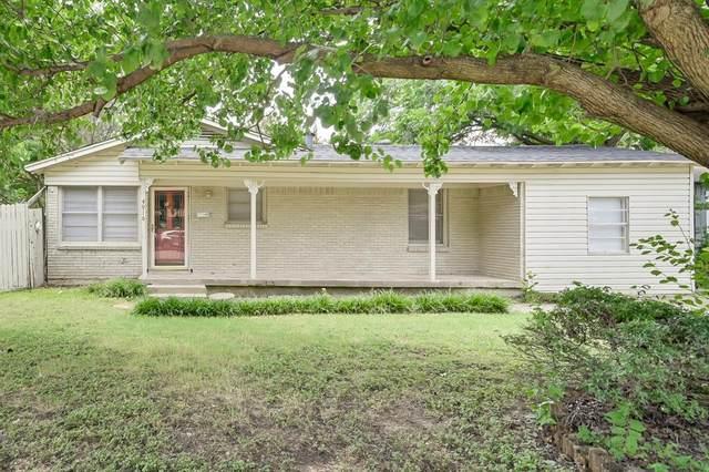 4916 Roxie Street, Haltom City, TX 76117 (MLS #14630762) :: Real Estate By Design