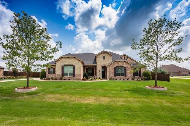 6450 Jasper Circle, Midlothian, TX 76065 (MLS #14630765) :: Real Estate By Design