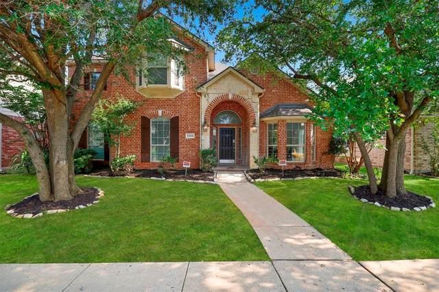 1315 Winecreek Court, Allen, TX 75002 (MLS #14630777) :: Wood Real Estate Group