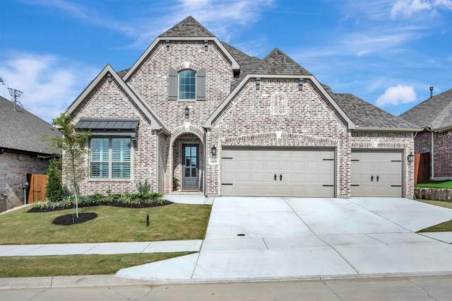 14620 Donner Trail, Fort Worth, TX 76262 (MLS #14630785) :: Rafter H Realty