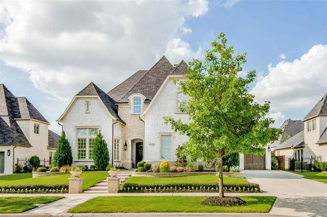 4240 Longwood Drive, Frisco, TX 75033 (MLS #14630786) :: Real Estate By Design