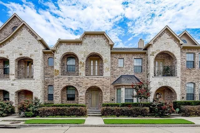 2518 Adam Lane, Lewisville, TX 75056 (MLS #14630803) :: 1st Choice Realty