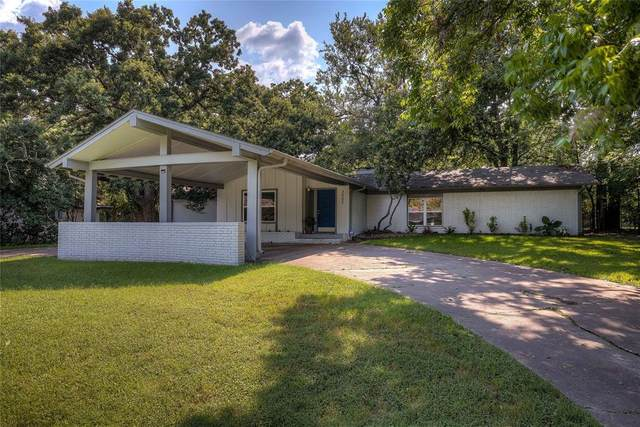 3007 Tanglewood Drive, Commerce, TX 75428 (MLS #14630804) :: Front Real Estate Co.
