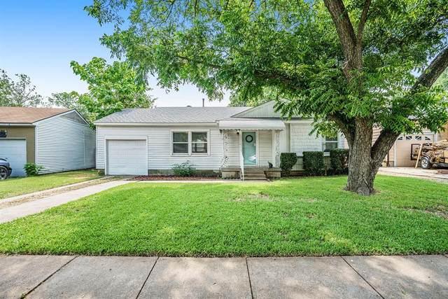 1527 Connally Terrace, Arlington, TX 76010 (MLS #14630829) :: Real Estate By Design