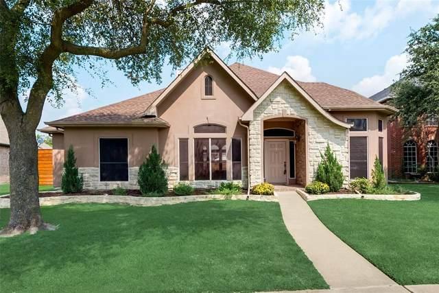 6018 Arden Court, Rockwall, TX 75087 (MLS #14630837) :: The Mauelshagen Group